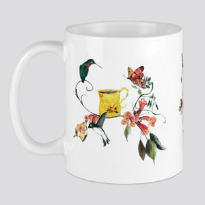 Hummers & Butterfly Mugs