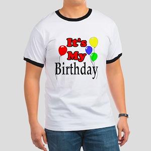 Its My Birthday Ringer T