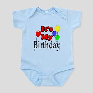 Its My Birthday Infant Bodysuit