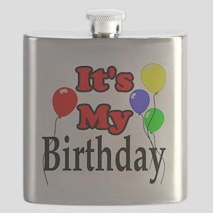 Its My Birthday Flask