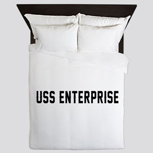 USS Enterprise Queen Duvet