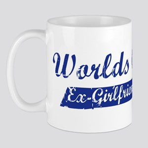 Greatest Ex-Girlfriend (blue) Mug