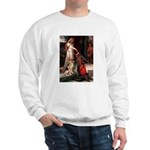 The Accolade & German Shepherd Sweatshirt
