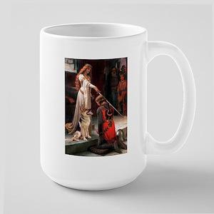 The Accolade & German Shepherd Large Mug