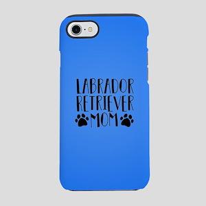 Labrador Retriever Mom iPhone 7 Tough Case