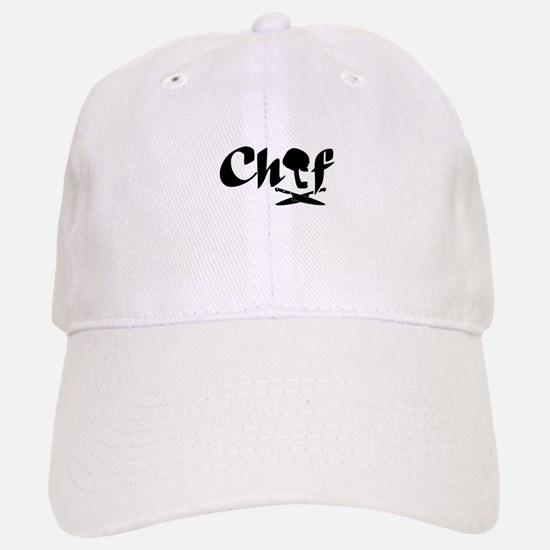 Chef Logo Baseball Baseball Baseball Cap