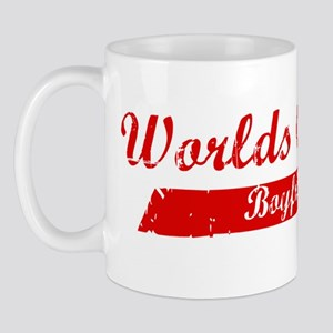 Greatest Boyfriend (red) Mug