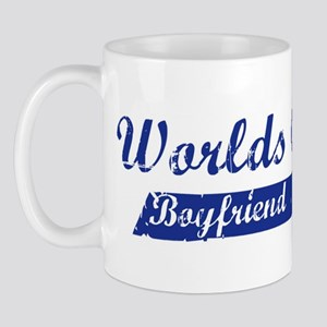 Greatest Boyfriend (blue) Mug