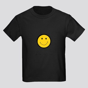 GRAY SKIES ARE GONNA CLEAR UP T-Shirt