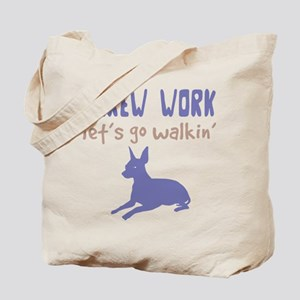 Mexican Hairless Tote Bag