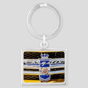 Vintage Chrysler Car Keychains