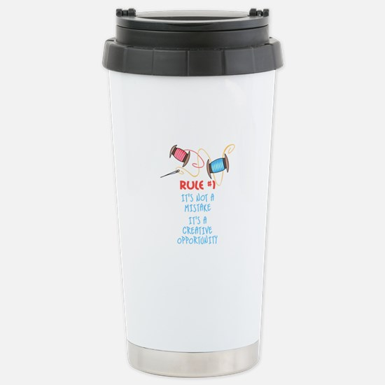 Rule #1 Travel Mug