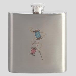 NEEDLE AND THREAD Flask