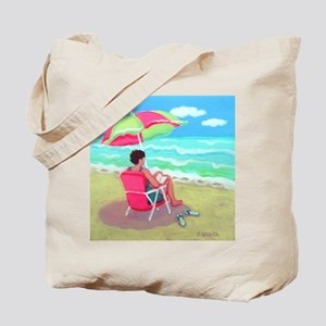 A Perfect Beach Day Tote Bag