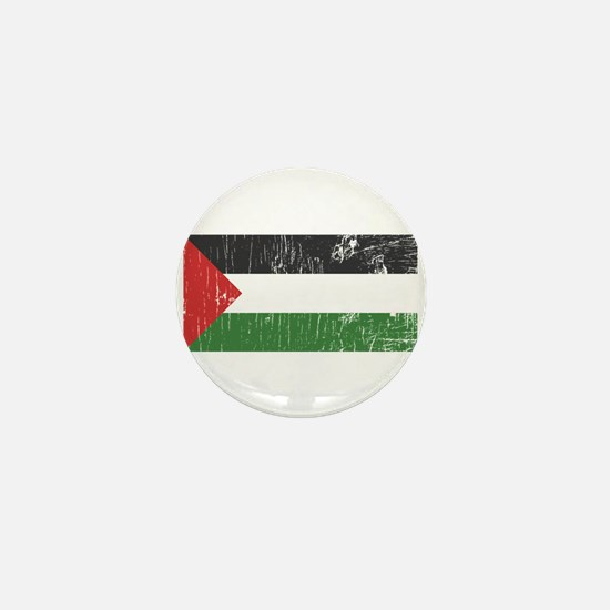 Vintage Palestine Mini Button
