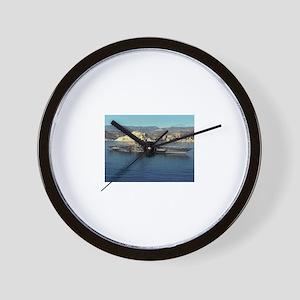 USS Coral Sea Ship's Image Wall Clock