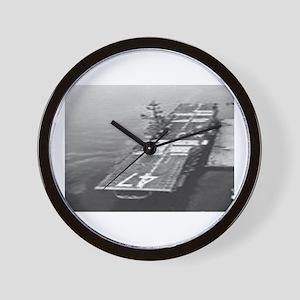 USS Philippine Sea Ship's Image Wall Clock