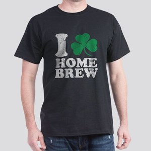 I Shamrock Home Brew T-Shirt