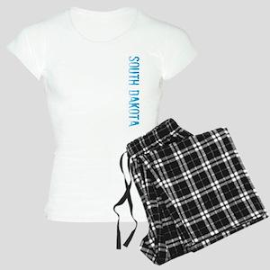 South Dakota Women's Light Pajamas