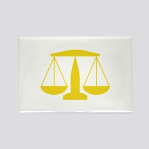 SCALES OF JUSTICE Magnets
