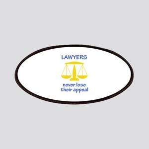 Lawyers Never Lose Their Appeal Patch
