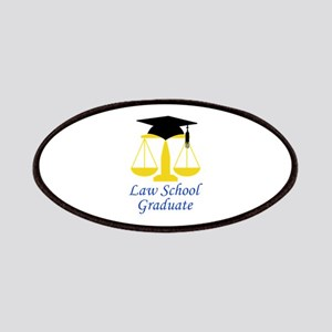 Law School Graduate Patch