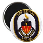 USS ESTOCIN Magnet