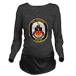 USS ESTOCIN Long Sleeve Maternity T-Shirt