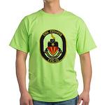 USS ESTOCIN Green T-Shirt