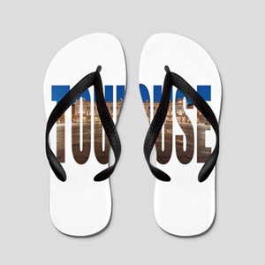 Touloouse Flip Flops
