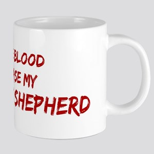 Tease aGerman Shepherd Mugs