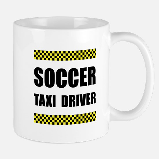 Soccer Taxi Driver Mugs