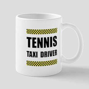 Tennis Taxi Driver Mugs