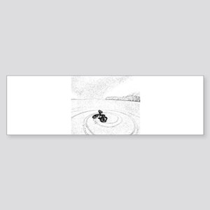Circles Bumper Sticker