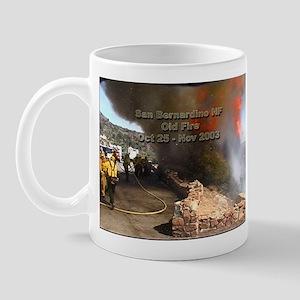 Rim of The World Highway 18 Mug