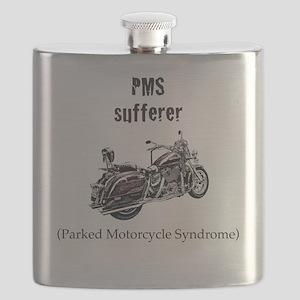 Moto PMS Sufferer Flask