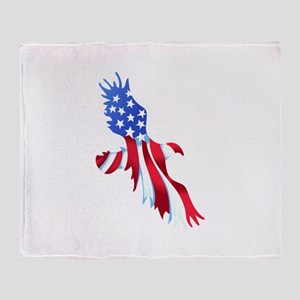 AMERICAN EAGLE Throw Blanket