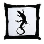 Lizard Gifts Throw Pillow