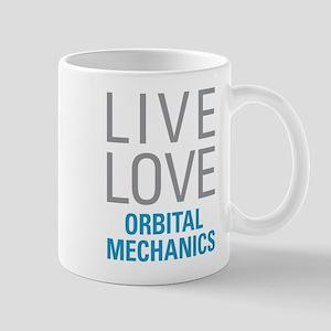 Orbital Mechanics Mugs