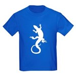 Lizard Gifts Kids Dark T-Shirt Reptile Art Shirt