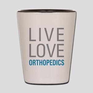 Orthopedics Shot Glass