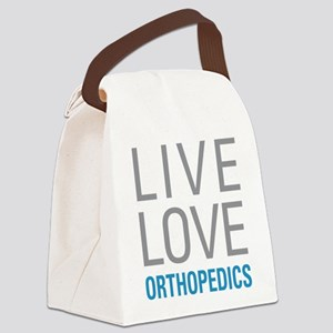 Orthopedics Canvas Lunch Bag