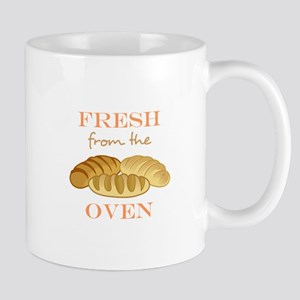 FRESH FROM THE OVEN Mugs