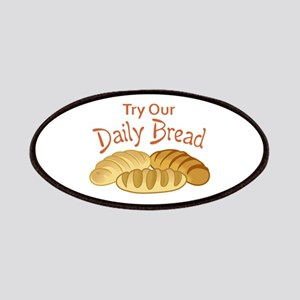 TRY OUR DAILY BREAD Patch
