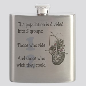 For Those Who Ride Flask