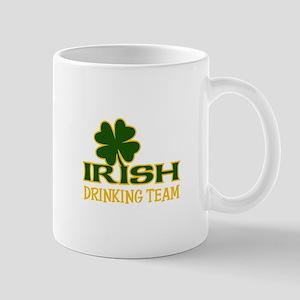 IRISH DRINKING TEAM Mugs
