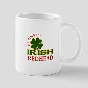 IRISH REDHEAD Mugs