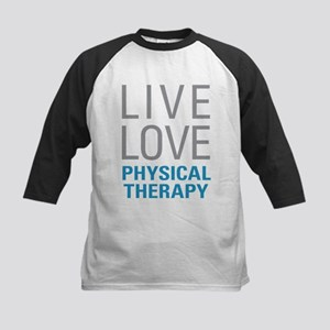 Physical Therapy Baseball Jersey