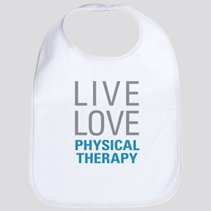Physical Therapy Bib