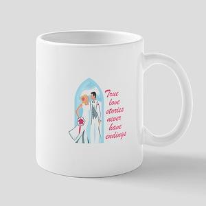 TRUE LOVE STORIES Mugs
